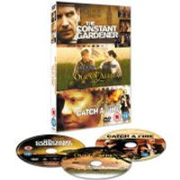 The Constant Gardener/Out Of Africa/Catch A