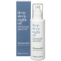 this works Deep Sleep Night Oil (120ml)