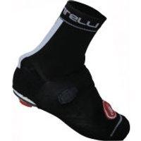 Castelli Belgian Bootie 4 Shoe Cover - Black/White - XXL - Black/White