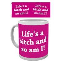 Lifes A B*tch 0 - Mug