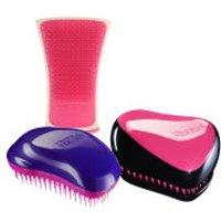 Tangle Teezer 3 Steps to Perfect Hair (Prep, Preen and Polish - Pink)