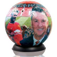 Paul Lamond Games 3D Puzzle Ball Manchester United - Games Gifts