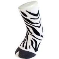 Silly Socks Kids' Zebra - UK Size 1-4 - Zebra Gifts