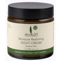 Sukin Moisture Restoring Night Cream (120ml)