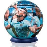 Paul Lamond Games 3D Puzzle Ball Manchester City - Technology Gifts