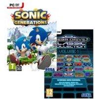 Sonic Generations y Sega Mega Drive Classic Collection Vol.1