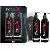 TANWORX Tanning Essentials Duo - Dark