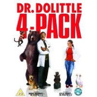 Dr. Dolittle - Quad Pack: Complete 1 - 4
