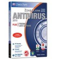 ZoneAlarm AntiVirus 2010 3 User 1 Year