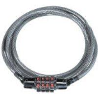 Kryptonite CC4 Combination Cable Lock