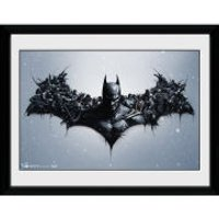 DC Comics Batman Comic Origins - Framed Photographic - 16 x 12inch - Comics Gifts