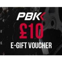 10 PBK Gift Voucher