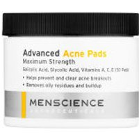 Menscience Advanced Acne Pads (50 Pads)