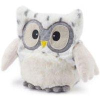 Hooty Snowy Heatable Owl