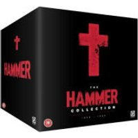 The Hammer Collection (21 Disc Collectors Box Set)