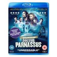 Imaginarium Of Doctor Parnassus