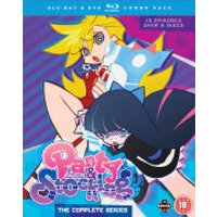 Panty and Stocking with Garter Belt - The Complete Series Collection (Includes DVD)