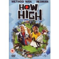HOW HIGH (SELL THROUGH) (DVD)
