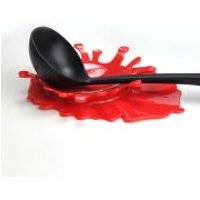 Splashed Spoon Rest
