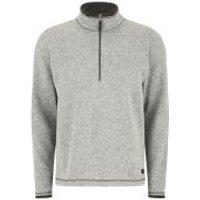 Sprayway Mens Sherwood Fleece Pullover - Mist Grey - S - Grey