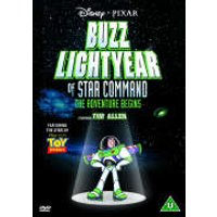 Buzz Lightyear Of Star Command -