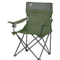Coleman Standard Quad Chair - Green