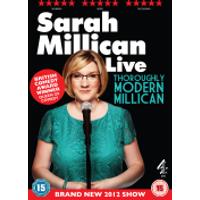Sarah Millican: Thoroughly Modern Millican Live