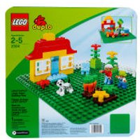 LEGO DUPLO: Large Green Building Plate (2304) - Duplo Gifts