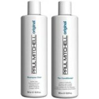 Paul Mitchell Shampoo One (500ml) and The Conditioner (500ml)