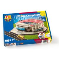 Paul Lamond Games 3D Stadium Puzzle Barcelona - Games Gifts