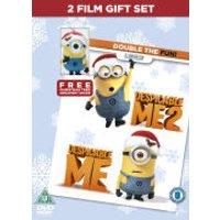 Despicable Me / Despicable Me 2 - 2014 Christmas (Free Gift)