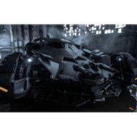 Hot Wheels Elite DC Comics Batman v Superman Batmobile 1:18 Scale Model