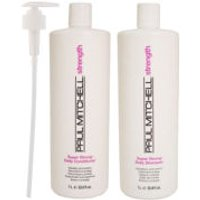Paul Mitchell Strength Litre Duo