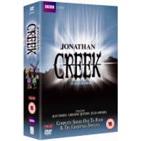 Jonathan Creek: Series 1-4
