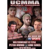 Ucmma Ultimate Challenge 26