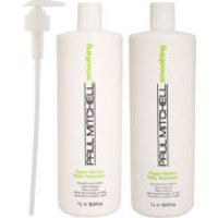 Paul Mitchell Smoothing Litre Duo