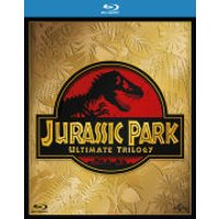 Jurassic Park Trilogy (Includes UltraViolet Copy)