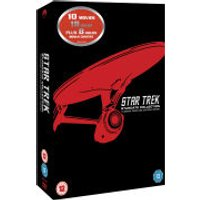 Star Trek 1-10 - Remastered Box Set