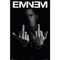 Eminem Finger - Maxi Poster - 61 x 91.5cm - Eminem Gifts