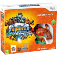Skylanders Giants: Booster Pack - Nintendo Wii