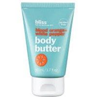 Bliss Blood Orange + White Pepper Body Butter 50ml