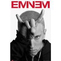 Eminem Horns - Maxi Poster - 61 x 91.5cm - Eminem Gifts
