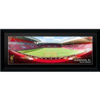 Liverpool Anfield - 30 x 12 Framed Photographic