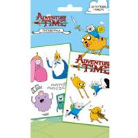 Adventure Time Mathematic - Tattoo Pack