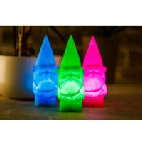 'Gnome Light - Blue/green/pink