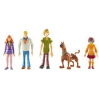 Scooby Doo 5 Inch Mystery Crew 5 Figure Pack