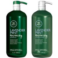 Paul Mitchell Lavender Mint Litre Duo (Shampoo and Conditioner)