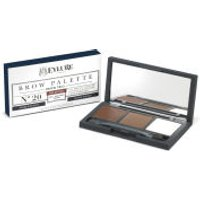 Eylure Brow Palette - Mid Brown