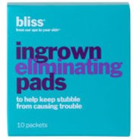 bliss Ingrown Eliminating Pads