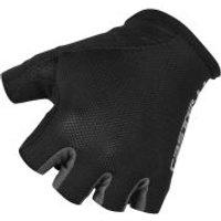 Castelli Children's Uno Gloves - Black - 10Y - Blue